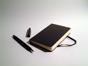 Moleskin-Notebook